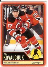12/13 O-Pee-Chee Red Parallel #200 Ilya Kovalchuk