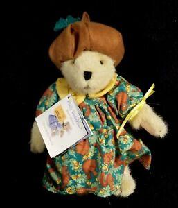 Vintage 1998 Muffy Vanderbear Squir'l Friend Walk In The Park Bear - NWT