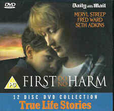 FIRST DO NO HARM - Meryl Streep stars in this true life story - DVD