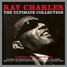 RAY CHARLES CD - THE ULTIMATE COLLECTION [3 DISCS](2013) - NEW UNOPENED