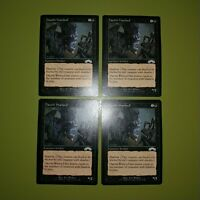 Dauthi Warlord x4 - Exodus - Magic the Gathering MTG 4x Playset