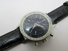 VINTAGE BREITLING 808 CHRONOMAT CHRONOGRAPH MEN WATCH
