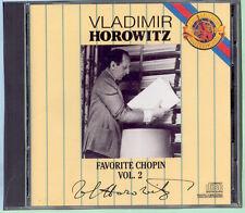 Favorite Chopin, CD, Vol. 2 - Vladimir Horowitz