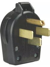 COOPER WIRING S21-SP UNIVERSAL ANGLE POWER PLUG 30/50 AMP 125/250 V 6410096
