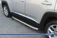 FIT FOR MAZDA CX-3 RUNNING BOARD SIDE GUARD PROTECTOR SIDE STEP 2015-2019