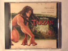 COLONNA SONORA Tarzan cd ITALY GENESIS N' SYNC WALT DISNEY