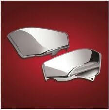 Honda VTX1800 F T Tourer S R Retro N Neo - left & right CHROME Side Covers PAIR