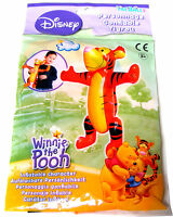KIDS DISNEY INFLATABLE TIGGER BLOW UP TOY DOLL FROM WINNIE THE POOH (49CM HIGH)