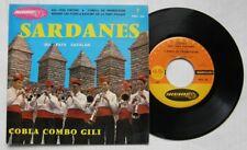 COBLA COMBO GILI (EP 45T)  SARDANES DU PAYS CATALAN