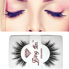 Eyebeauty Real Mink Soft Long Natural Thick Makeup Eye Lashes False Eyelashes