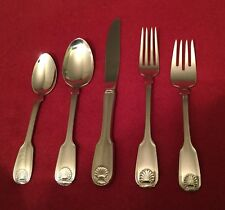 Reed & Barton - COLONIAL SHELL (1961) - Stainless Flatware * YOUR CHOICE *