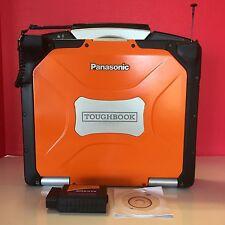 Panasonic Toughbook CF-30 - Win7 Pro /TouchScreen /4 GB RAM/DVD ORANGE FLAME GPS