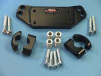 Abm Superbike Aufsatzadapter Kawasaki ZZR 1200 (ZXT20C) 02-ff Noir