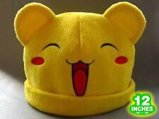 12'' Card Captor Sakura Kero Hat Cap Plush Anime Stuff Toy Game CCHT6392