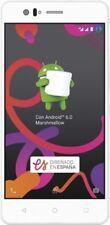 Teléfonos móviles libres blancos, 3 GB con anuncio de conjunto