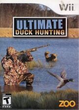 Ultimate Duck Hunting (Zoo Games) (Nintendo Wii, 2007) LN COMPLETE FREE SHIPPING