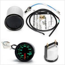 "2"" 52mm 7 Color LED Backlight Automobile Water Coolant Temperature Digital Gauge"
