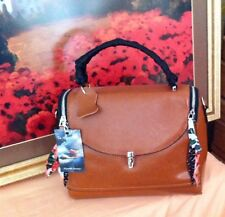 Beautiful Genuine Leather Purse By The Perfumed River; Socorro Best