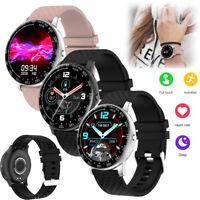 Touchscreen Smart Watch Fitness Tracker Fernkamera Armband für Männer Frauen