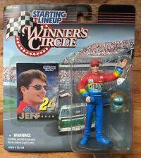 Jeff Gordon Starting Lineup Winner's Circle 1997 Kenner