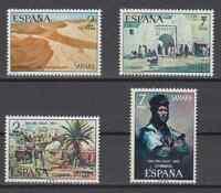 SPAIN - SPANISH SAHARA - COMPLETE MNH YEAR 1973 EDIFIL 310/13