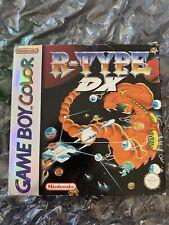 R-TYPE DX - NINTENDO GAME BOY COLOR -COMPLETO PERFETTO MULTILANGUAGE
