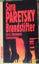 Brandstifter – Sara Paretsky –           [Taschenbuch/1993]
