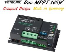Votronic Duo MPP MPPT Solar Regulator Charge Controller LiFePo4 Lithium Lead