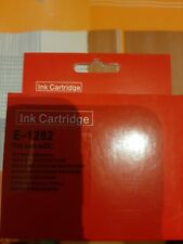 Cartucho Generico T1282 Para Epson Sx125 Cian