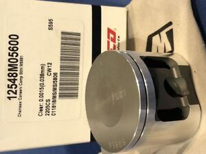CCC Racing Stihl MS661 racing piston for re-plated cylinder 56mm by Wiseco