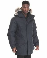 Men's North Face Urban Navy McMurdo 550 Down Parka Jacket Coat XL New $330