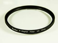 Kenko 67mm UV Digital Filter Lens Protector for 67mm filter thread - UK