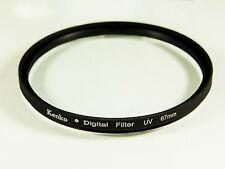 Kenko 67mm UV Digital Filter Lens Protector for 67mm filter thread - UK