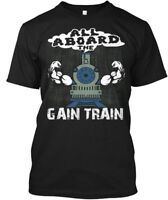 Were Selling Out Fast - All Aboard The Gain Train Hanes Tagless Tee T-Shirt