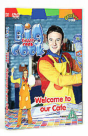 Big Cook; Little Cook Welcome To Our Cafe [DVD] Steve Marsh NEW SEALED FREEPOST