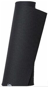 Manduka X Yoga Mat Black (d)