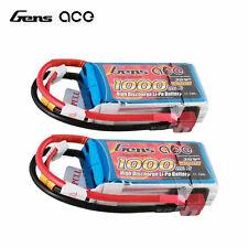 Gens Ace 1000mah 11 1v 25c 3s1p Lipo Battery Pack
