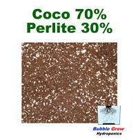 COCO 70% PERLITE 30% MIX 2L/5L/8L/10L/12L/15L/18L/20L BAG PLANT GROWING MEDIUM