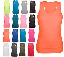 Damenblusen,-Tops & -Shirts im Trägertops-Stil mit Stretch für Freizeit ohne Mehrstückpackung