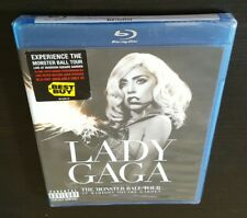 Lady Gaga: The Monster Ball Tour at Madison Square Garden (Blu-Ray) live NEW