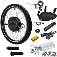 "Rear Wheel Hub 36V 500W Electric Bicycle Motor Conversion Kit 26"" Ebike Cycling"