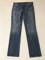 Citizens of Humanity Women's SZ 29 Bridgitte #014 Stretch Low Straight Jeans