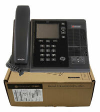 Polycom CX600 IP Phone Microsoft Lync (2200-15987-025) Brand New 1 Yr Warranty