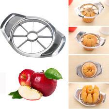 Apple Cutter Slicer Wedger Fruits Corer Stainless Steel Blades UK SELLER