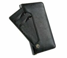 Retro Leather Card Slot Wallet Flip Case Cover for Samsung Galaxy S20 Plus Ultra