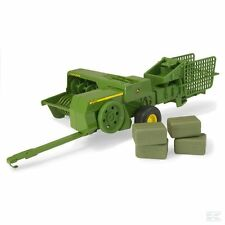 Britains Big Farm John Deere 348 Baler Model 1:16 Farm Replica Age 3 Collectable