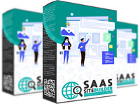 SAAS Site Builder - Powerful and Easy To Use Website Builder