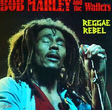 """Bob Marley & The Wailers - Reggae Rebel - 12"""" LP - washed & cleaned - C359"""