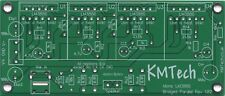 4x LM3886 ICs Bridged-Parallel BPA200 Chipamp Gainclone PCB only DIY KMTech