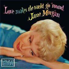 JANE MORGAN - LOVE MAKES THE WORLD GO ROUND (NEW SEALED CD) ORIGINAL RECORDING